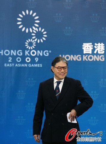霍震霆:香港或申办2019亚运会 已得政府支持